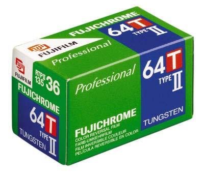 Fuji Chrome 64 T II Fuji 64 T II