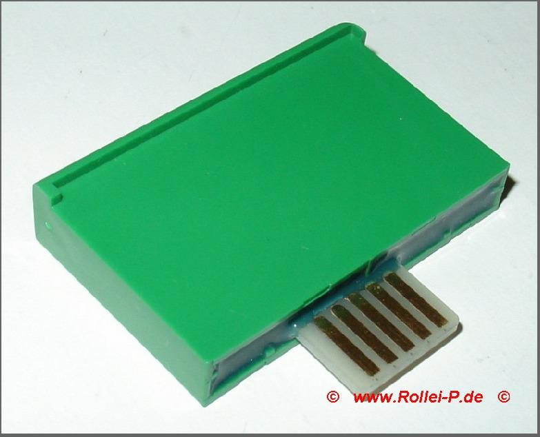 Chip-Module Modul Speicherchip Grün
