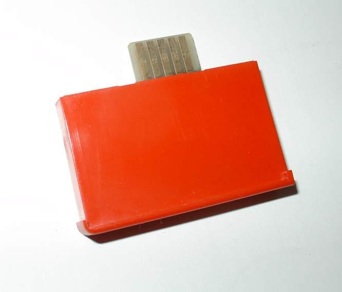 Chip-Module Modul Speicherchip rot & schwarz